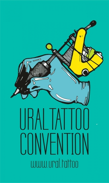 Ural Tattoo Convention